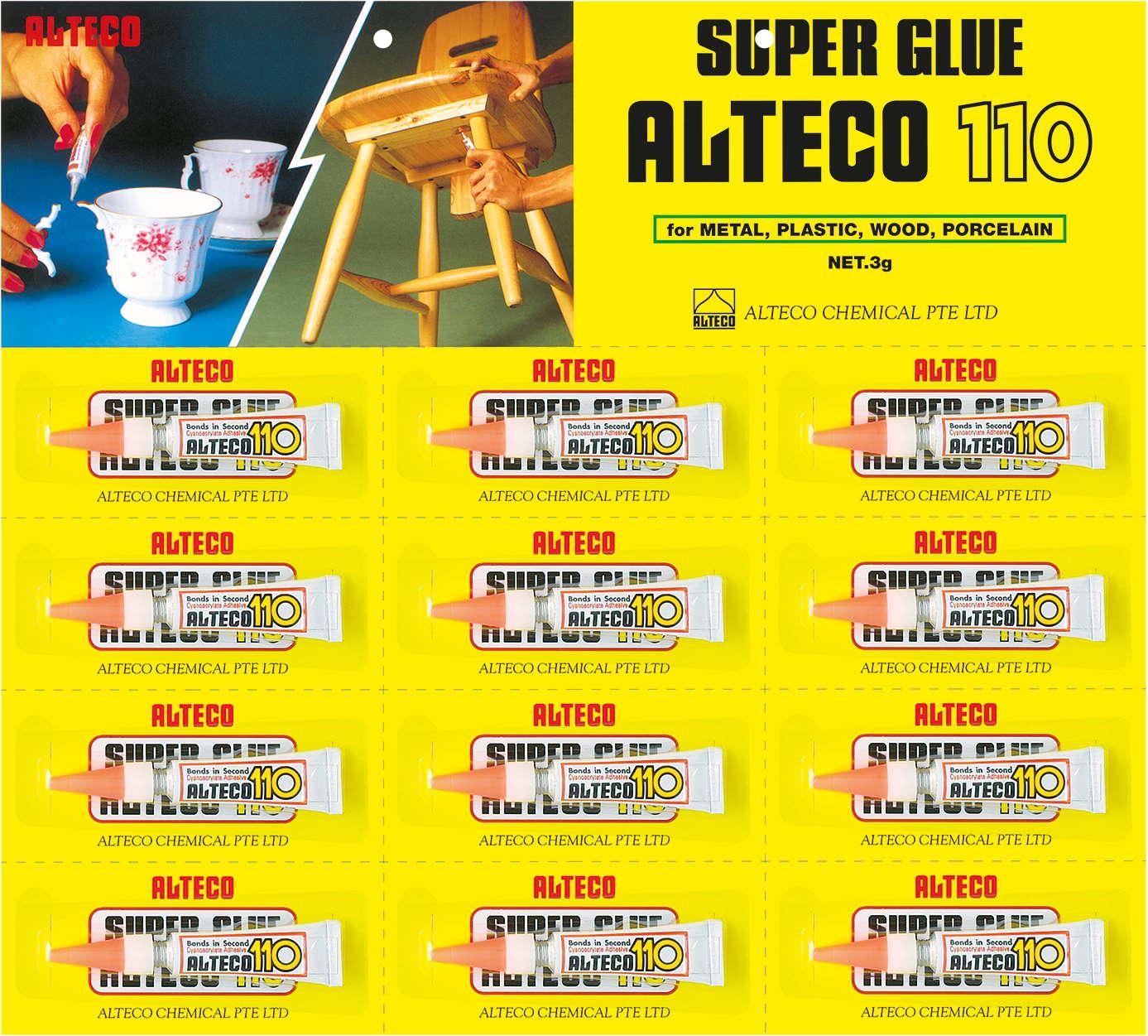 KEO SUPER 502 110-12 (3g x 12 Tuýp)